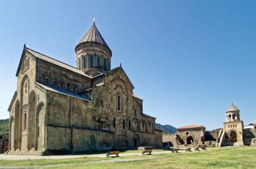 svetitskhoveli cathedral mtskheta Georgia
