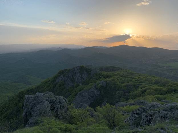 GEORGIA A HEAVEN FOR MEDITATION MARIAM BUGHADZE WEBSITE