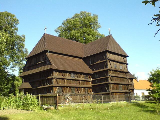 Hronsek Wooden Church