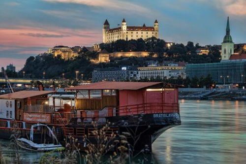 Bratislava travel blog by Mariam Bughadze