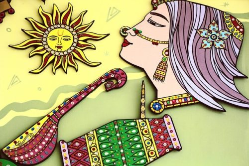 indian classical music Mariam Bughadze violinist