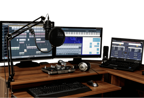 How to set up a studio at home (for beginners)